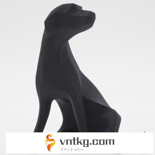 Weekly Sculpture 1 『sitting dog』